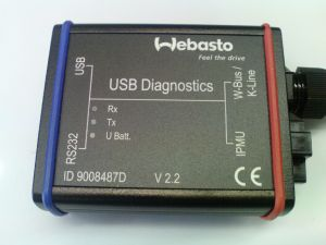 webasto usb diagnosemodul ohne adapterkabel. Black Bedroom Furniture Sets. Home Design Ideas